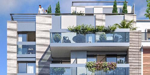 Villa Coutures à Issy-les-Mlx (92)