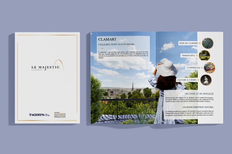 Brochure Le Majestic