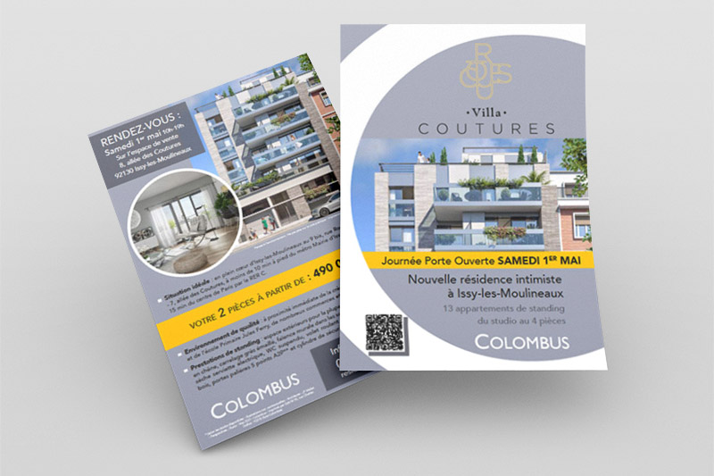 TRACT «VILLA COUTURES»